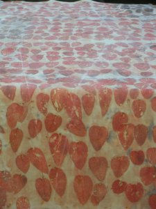 Leaf prints 022