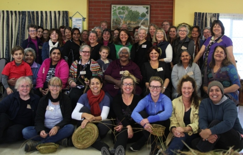 Ngarrindjeri Retreat 2016 participants