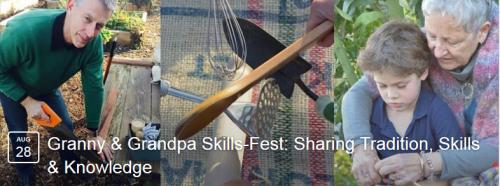 Grandma skill share
